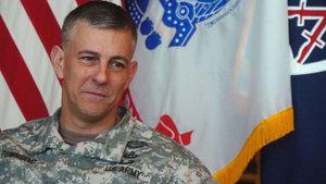 ABD'li komutan Townsend'den Rakka açıklaması