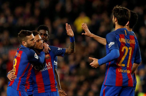 Barcelona: 6 - Sporting Gijon: 1