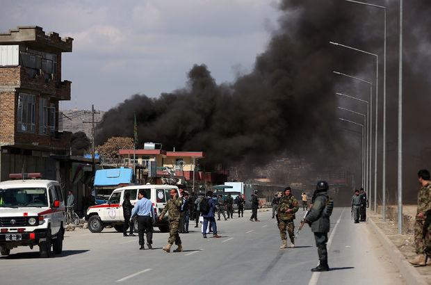 Taliban Kabil'de istihbarat merkezine saldırdı: 16 ölü, 50 yaralı