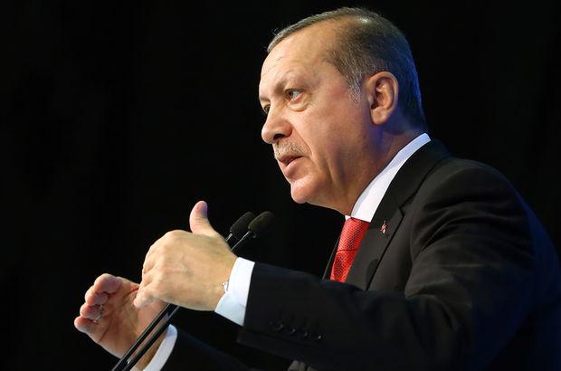 Cumhurbaşkanı Erdoğan, EİT Liderler Zirvesi'nde konuştu