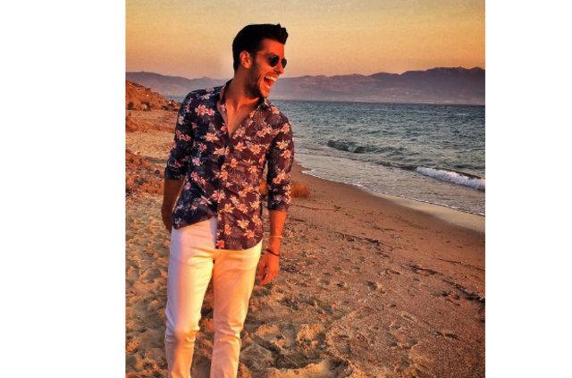 Ayça Ayşin Turan ile Aras Aydın aşk yaşıyor