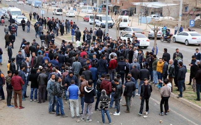 Şanlıurfa'da halkı sokağa döken kaza!