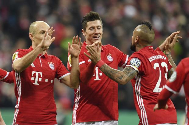 Bayern Münih: 3 - Schalke 04: 0