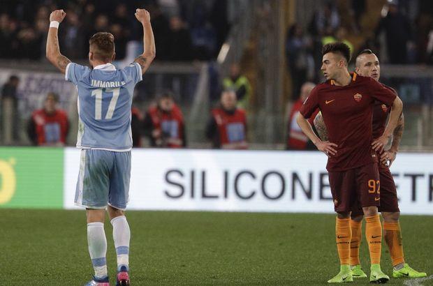 Lazio: 2 - Roma: 0