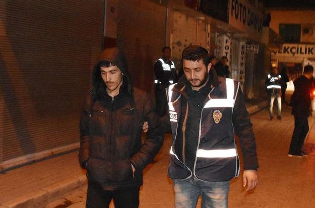 Konya'da yabancı uyrukluların yaşadığı mahalleye operasyon: 260 gözaltı