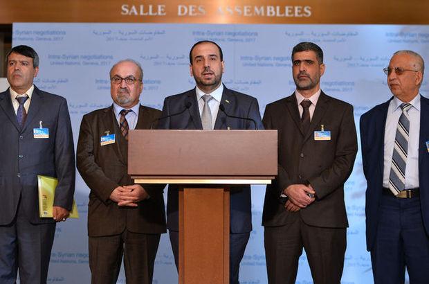 Nasır el-Hariri: Siyasi geçiş yönetimi kuırulması için olumlu ve yapıcı adımlar atacağız