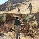 PKK'NIN SÖZDE BULANIK, MALAZGİRT GRUBU ÇÖKERTİLDİ