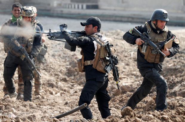 Irak Ordusu DEAŞ'ın saldırısını püskürttü