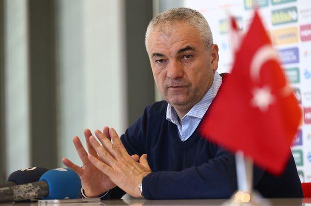 Rıza Çalımbay'dan Galatasaray açıklaması: Final maçı kadar önemli