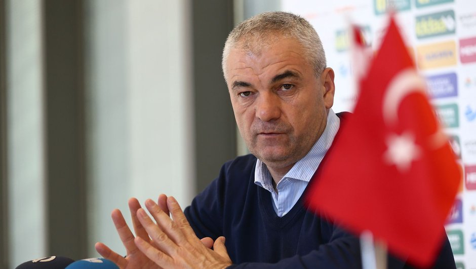 Rıza Çalımbay Antalyaspor Galatasaray