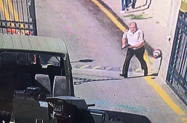Tuğgeneral Ahmet Hacıoğlu'nun, 15 Temmuz'da darbecilere karşı direnme görüntüleri ortaya çıktı