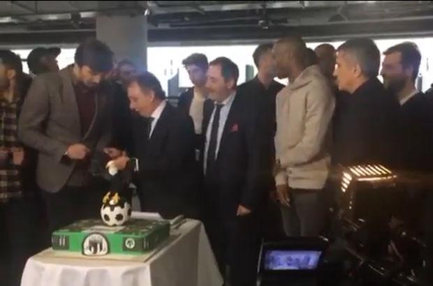 Beşiktaşlı futbolcular, müzeyi gezdi