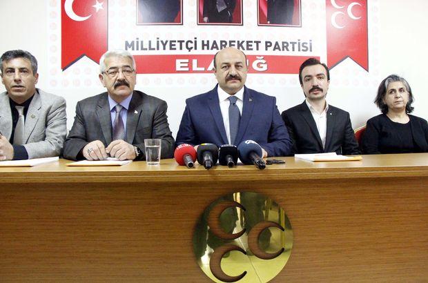 MHP ilk mitingini Elazığ'da yapacak