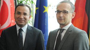 Adalet Bakanı Bozdağ, Alman mevkidaşı Maas ile görüşecek