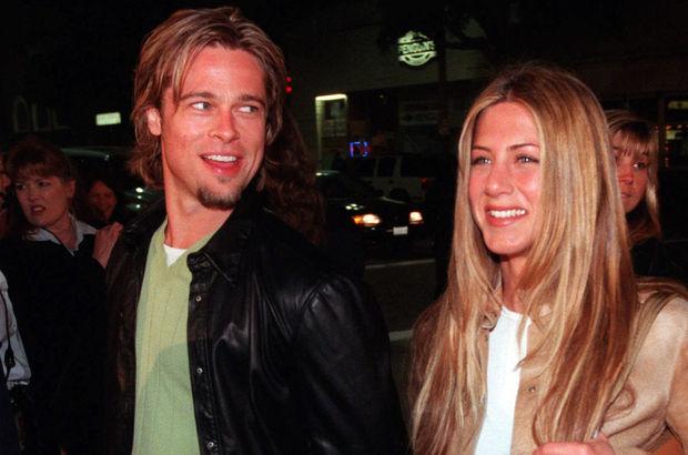 Brad Pitt ile Jennifer Aniston yeniden görüşmeye başladı