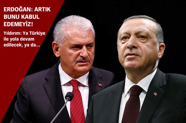 Recep Tayyip Erdoğan, Binali Yıldırım