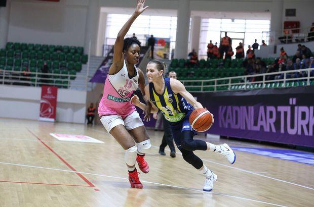 Bellona AGÜ: 71 - Fenerbahçe: 69