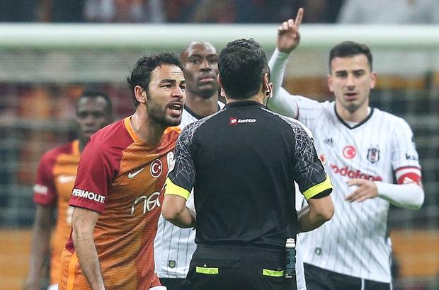 Galatasaray ve Beşiktaş PFDK'lık oldu