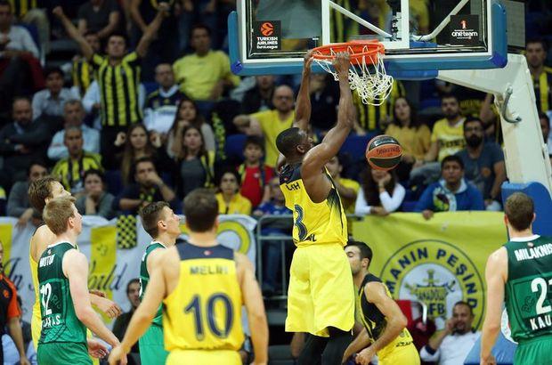 Zalgiris Fenerbahçe basketbol maçı hangi kanalda, saat kaçta, ne zaman? THT Euroleague