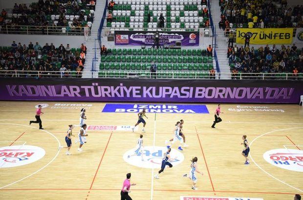 2017 Kadınlar Basketbol Türkiye Kupası final ne zaman? Bellona AGÜ - YDÜ final maçı!