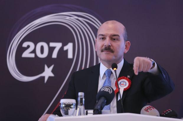 Süleyman Soylu: Türkiye'yi taşımayan bu sistemden şikayetçiyiz