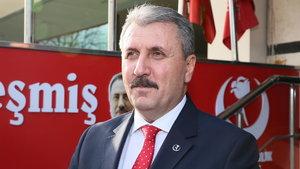 BBP Genel Başkanı Mustafa Destici: Biz henüz kararımızı açıklamadık