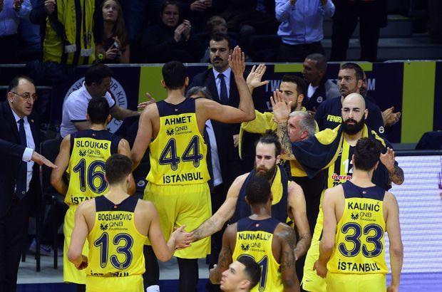 Zalgiris Kaunas: 67 - Fenerbahçe: 76   MAÇ SONUCU