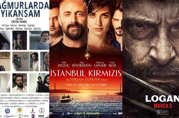 Haftanın filmleri (3 Mart 2017)