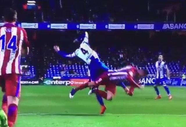 Fernando Torres ölümden döndü (Torres'in dili boğazına kaçtı)