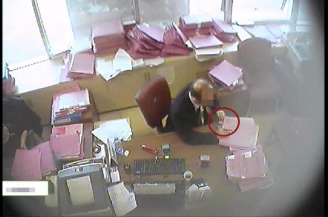 Çağlayan Adliyesi İcra Müdürlüklerine rüşvet operasyonu!