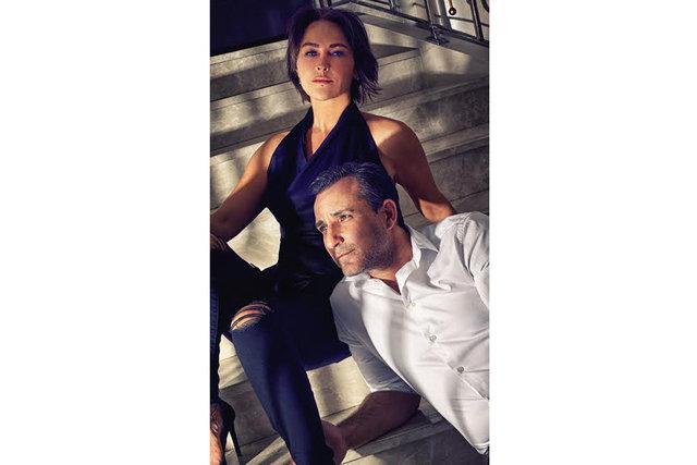 Hülya Avşar ve Rafet El Roman'dan romantik buluşma