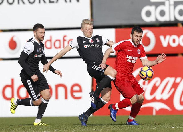 Beşiktaş'ta yeni sezon için transfer politikası