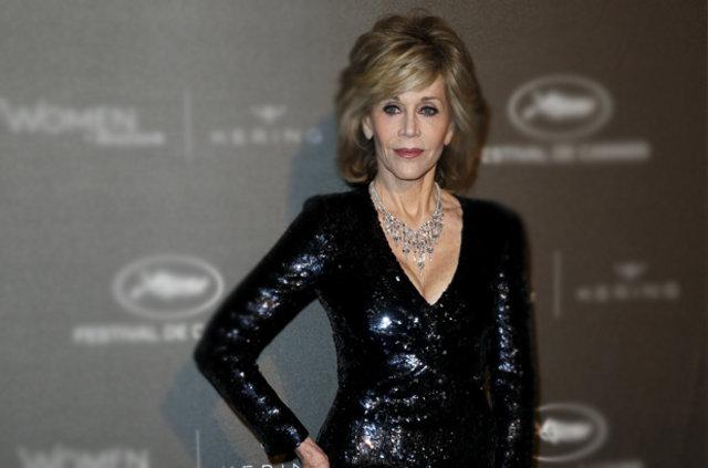 Jane Fonda: Tecavüze uğradım