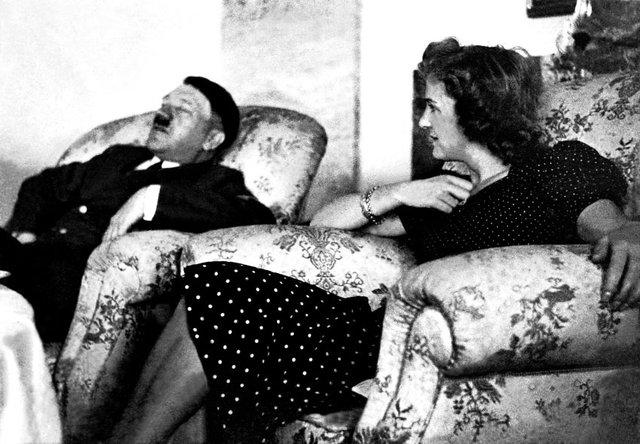 Hitler'in hiç bilinmeyen fotoğrafları ortaya çıktı