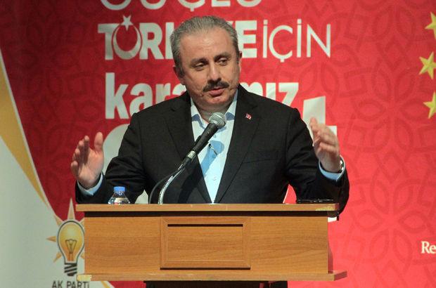 Mustafa Şentop: Hükümeti millet kuracak