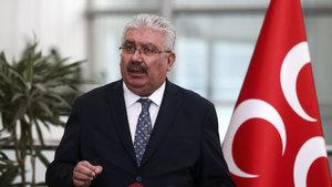 """MHP'li Semih Yalçın'dan """"çatlak"""" iddialarına yanıt"""