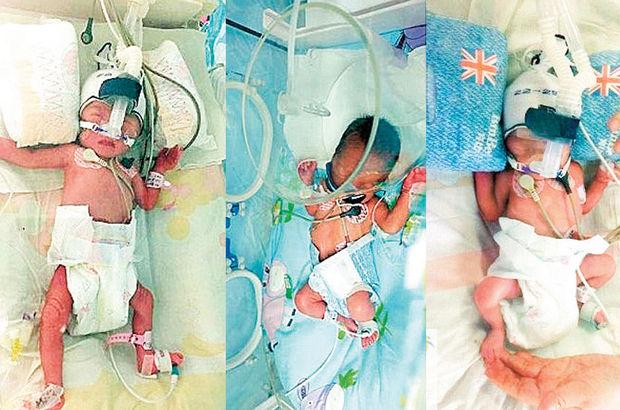 Chen, 7 gün arayla ikinci kez doğum yaptı!
