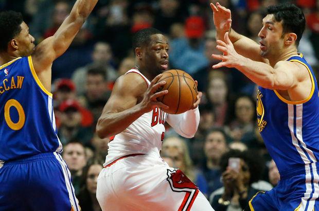 Chicago Bulls - Golden State Warriors