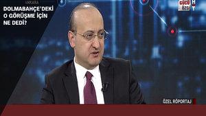Yalçın Akdoğan: Erdoğan'ın karizması var, Alman Başbakanı'nın çağrısını kim dinler
