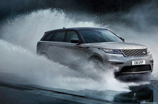 Range Rover Velar fiyatları açıklandı!