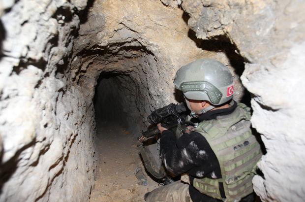 TSK'dan açıklama: 50 terörist etkisiz hale getirildi