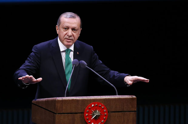 Cumhurbaşkanı Erdoğan: Yeni kültür hedefleri için yeni yol haritası hazırlayın