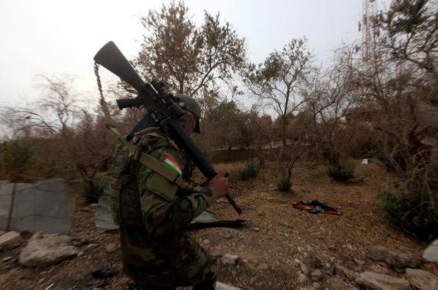 Sincar'da Peşmerge ile PKK arasında çatışma!