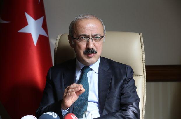 Kalkınma Bakanı Elvan'dan Almanya'ya tepki