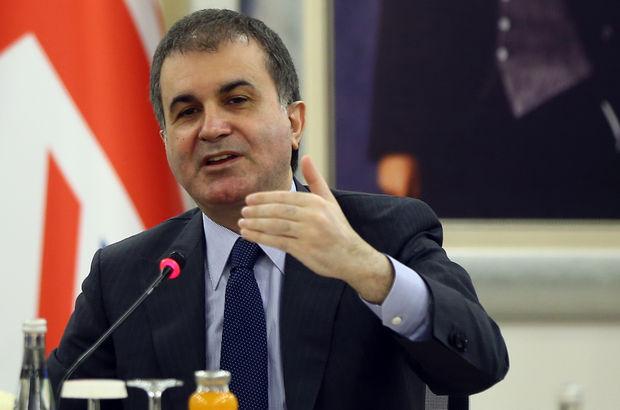 AB Bakanı Çelik'ten Almanya ve AP'ye tepki
