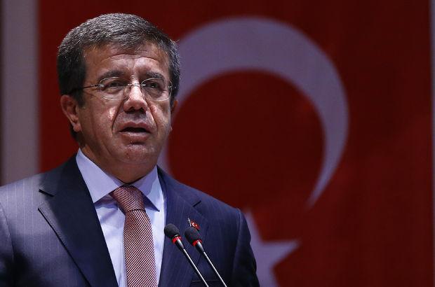 Ekonomi Bakanı Zeybekci'den Almanya açıklaması
