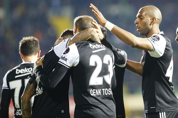 Hem içeride hem de dışarıda en iyisi Beşiktaş