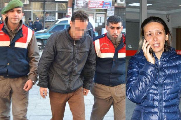 Manisa'da hamile kadını darp eden saldırgan serbest bırakıldı