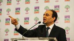 Osman Baydemir: Siyasetçi, dilediği yerde, dilediği fikrini ifade edebilmeli