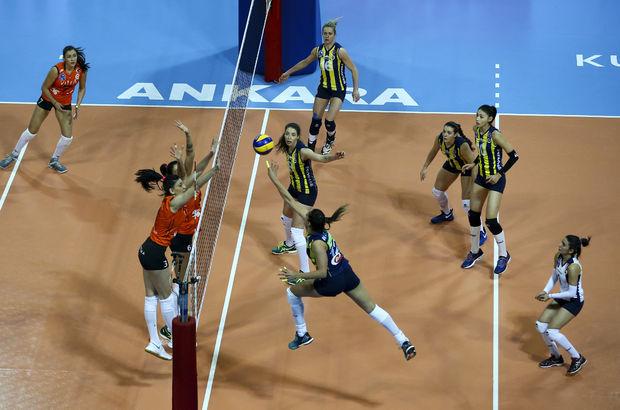 Voleybol Şampiyonlar Ligi'nde Türk derbisi! Fenerbahçe ile Eczacıbaşı VitrA eşleşti
